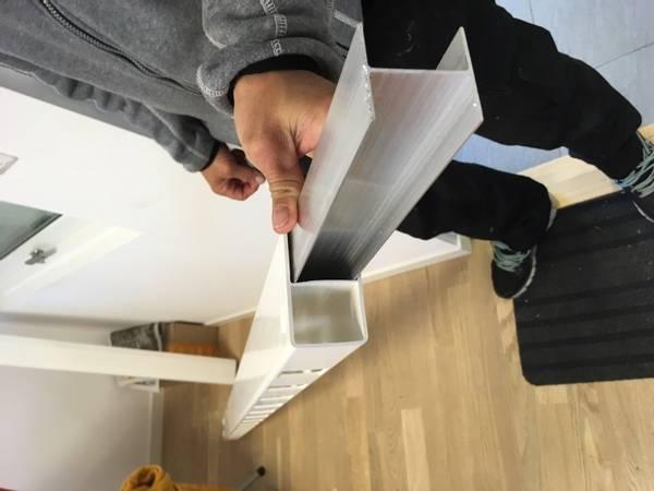 GH PVC Gjerder tilbehør